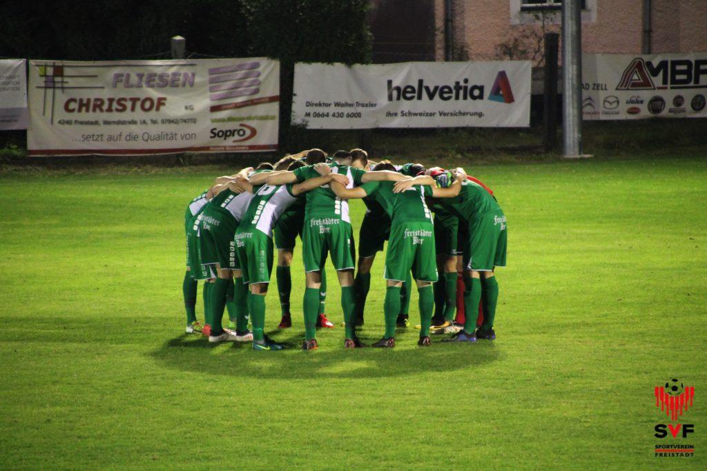 SV Freistadt Mannschaft