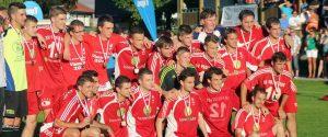SV Freistadt Meister 2012